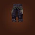 Savage Gladiator's Silk Trousers Model