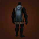 Banner Cloak, Durable Drape, Greymane Cloak, Brawler's Cape Model