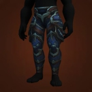 Malevolent Gladiator's Dreadplate Legguards, Crafted Malevolent Gladiator's Dreadplate Legguards Model