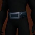 Silver Defias Belt, Blackforge Girdle Model