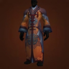 Cloudscorcher Robe Model