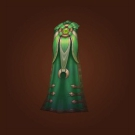 Imperial Lotus Shawl, Imperial Lotus Drape, Imperial Lotus Cape, Imperial Lotus Manteau, Imperial Lotus Cloak Model