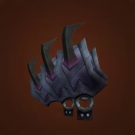 Shoulderpads of the Stranger, Merciless Gladiator's Leather Spaulders Model