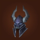 Conqueror's Darkruned Helmet, Conqueror's Darkruned Faceguard Model