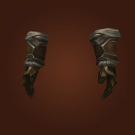 Bogstrok Plate Gloves Model