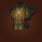 Yeti-Hide Chestguard, Vest of Forceful Fury Model
