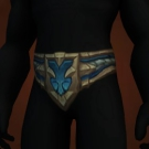 Tyrannical Gladiator's Waistband of Accuracy, Tyrannical Gladiator's Waistband of Accuracy Model