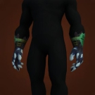 Undying Shadow Grips, Sha-Skin Gloves Model
