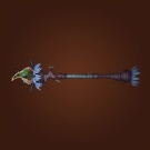 Iron Horde Bramblestaff, Staff of the Mad Bramble King, Staff of the One True Bramble King Model