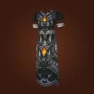 Cataclysmic Gladiator's Satin Robe, Cataclysmic Gladiator's Mooncloth Robe Model