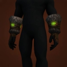 Frost Witch's Grips, Frost Witch's Handguards, Frost Witch's Gloves, Stormbringer Gloves Model