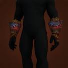 Venomtail Gauntlets, Earthstriker Gauntlets, Stormbrew Gauntlets, Mountaineer's Gauntlets, Perpetual Static Gauntlets Model