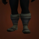 Embossed Leather Boots, Daggerfen Boots Model