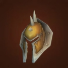 Replica Champion's Mail Helm, Replica Lieutenant Commander's Mail Headguard, Replica Champion's Mail Headguard Model
