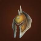 Replica Champion's Mail Helm, Replica Lieutenant Commander's Mail Headguard, Replica Champion's Mail Headguard Model