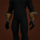 Siid's Silent Stranglers, Gloves of the Barbed Assassin, Korgra's Venom-Soaked Gauntlets, Siid's Silent Stranglers, Gloves of the Barbed Assassin Model