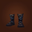 Crafted Dreadful Gladiator's Boots of Cruelty Model