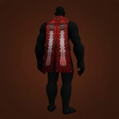 Everburning Cloak, Skyguard's Drape Model