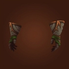 Wild Aspirant's Leather Gloves, Wild Combatant's Leather Gloves, Wild Combatant's Gloves Model