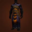 Robes of the Horned Nightmare, Akolik's Acid-Soaked Robes Model