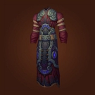 Chronomancer Robes, Chronomancer Robes Model