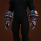 Time Lord's Gloves Model
