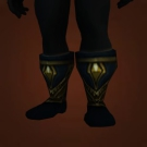 Dawnwalkers, Footwraps of Vile Deceit, Boots of Captain Ellis, Boots of Captain Ellis Model