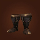 Shrapnel-Studded Boots, Boots of Final Salvation, Ironpelt Boots Model