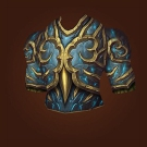 Lei Shen's Grounded Carapace, Ionized Yojamban Carapace, Nova-Binder Breastplate, Ionized Yojamban Carapace Model