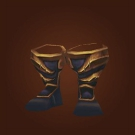 Tyrannical Gladiator's Warboots of Cruelty Model