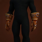 Wanderer's Gloves Model