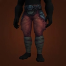 Grievous Gladiator's Felweave Trousers, Grievous Gladiator's Felweave Trousers, Prideful Gladiator's Felweave Trousers Model