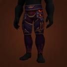 Soul Breath Leggings, Firelord's Leggings Model