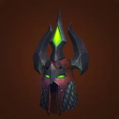 Sanctified Scourgelord Helmet Model