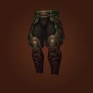 Tyrannical Gladiator's Ironskin Legguards, Tyrannical Gladiator's Copperskin Legguards Model