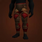 Mag'hari Huntsman's Leggings, Sunfury Legguards Model