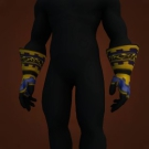 Gloves of Piety, Rhie-Ay's Clutching Gauntlets Model
