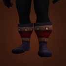 The Master's Treads, Fel Leather Boots Model