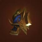 Brutal Gladiator's Ornamented Spaulders Model