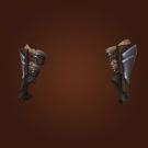 Wild Combatant's Gauntlets Model