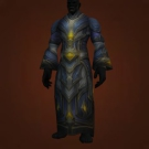 Ruthless Gladiator's Mooncloth Robe, Ruthless Gladiator's Satin Robe, Ruthless Gladiator's Mooncloth Robe, Ruthless Gladiator's Satin Robe Model