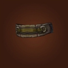 Tailthrasher Waistband, Frostwolf Scout's Belt, Karabor Skirmisher Belt, Steamscar Waistband Model