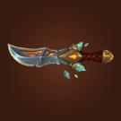 Wild Gladiator's Spellblade Model