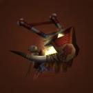 Brittle Flamereaver Pauldrons Model