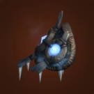 Sanctified Frost Witch's Shoulderpads Model