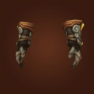 Crafted Dreadful Gladiator's Scaled Gauntlets, Crafted Dreadful Gladiator's Ornamented Gloves Model