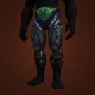 Leggings of Shadow Infestation, Sha-Skin Leggings Model