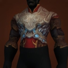Chestguard of Toxic Injections, Ebon Blood Chestguard, Chestguard of Pyrrhic Immolation, Chestguard of Toxic Injections Model