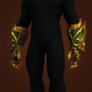Gauntlets of Malevolent Intent, Hook-Fingered Gauntlets, Sterilizer's Insulated Gauntlets Model