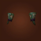 Gloves of the Overwhelming Swarm, Elder Tortoiseshell Gauntlets Model